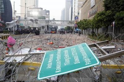 Kondisi Ibu Kota Kini Berangsur Pulih, Dalang Kerusuhan Harus Diproses Hukum