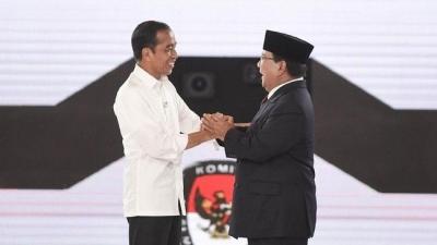 Himbauan Prabowo, Kemenangan bagi Jokowi