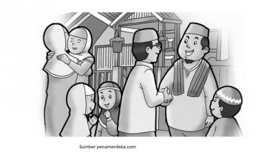 Momen Idul Fitri, Momen Indah yang Selalu Dinanti