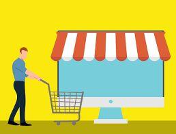 Pedagang Online Keluhkan Medsos Down