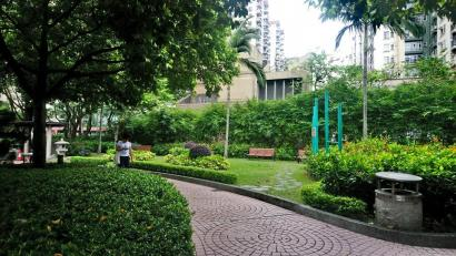 Keindahan Taman Lai Chi Kok yang Asri