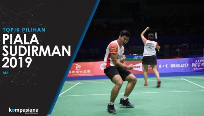 [Topik Pilihan] Ayo Dukung Indonesia di Piala Sudirman 2019!