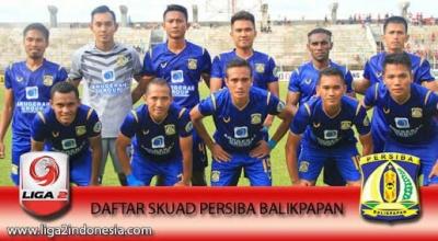 Persiba Balikpapan Optimis Tembus Liga 1 Indonesia