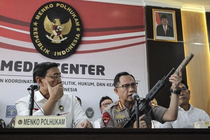 Lulus Ujian, Posisi Jenderal Tito Kian Kuat
