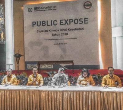 """Disrupsi Teknologi Menjadi Perhatian """"Public Expose"""" BPJS Kesehatan 2019"""