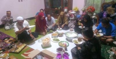 Buka Bersama Keluarga Besar