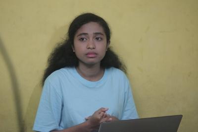 Lewat Film Pendek Mar, Rosalia Wanda Angkat Isu Kekerasan dalam Pacaran