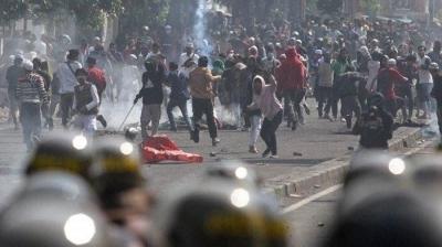 Korban Kerusuhan 22 Mei, Monumen Perdamaian RI