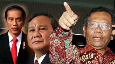 Prabowo, Mahfud MD, dan Luhut (Ada yang Lucu?)