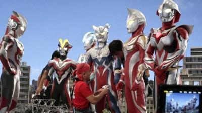 Siswamu Bukan Ultraman