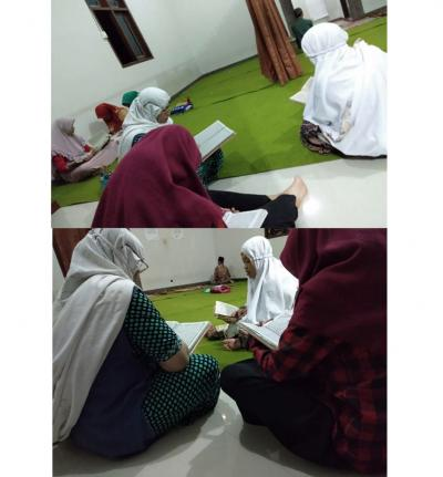 Semakan Tadarus Masih Jadi Rutinitas Masyarakat Kudus Ketika Ramadhan