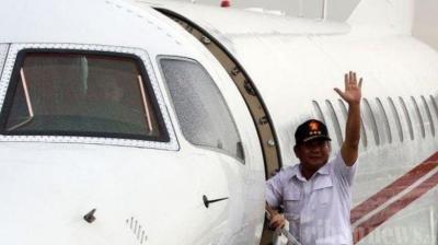 Untuk Apa Prabowo ke Dubai?