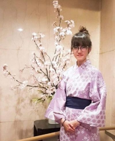 Ketika Dia Sudah 2 Tahun Lebih Tinggal di Jepang