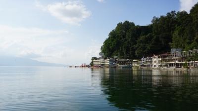 Menikmati Keindahan Danau Toba dari Dua Tempat Ini