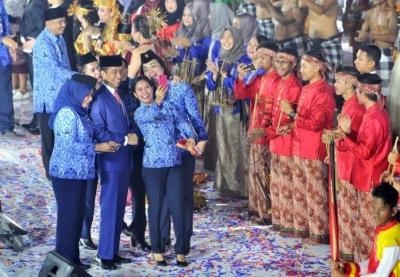 "Oknum ASN  Sudah ""Ditandai"" Jokowi?"
