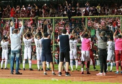 Liga 1, Keperkasaan Madura United Masih Berlanjut hingga Minggu Ke 3