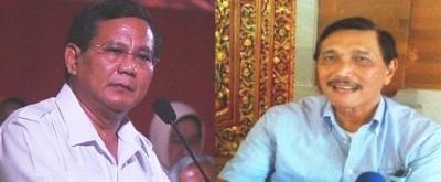 Tiga Poin yang Menentukan Keberhasilan Pertemuan Luhut dan Prabowo