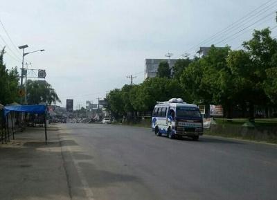 Arus Mudik di Jalinsum Jalur Pekanbaru-Baganbatu-Medan Masih Sepi