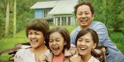 Menikmati Lebaran di Rumah dengan 3 Film Bioskop yang Diadaptasi dari Buku