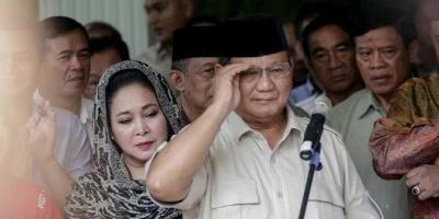 Di Mana Prabowo akan Merayakan Idul Fitri?