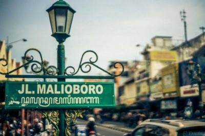 Turis Madura Geleng-geleng di Jogja