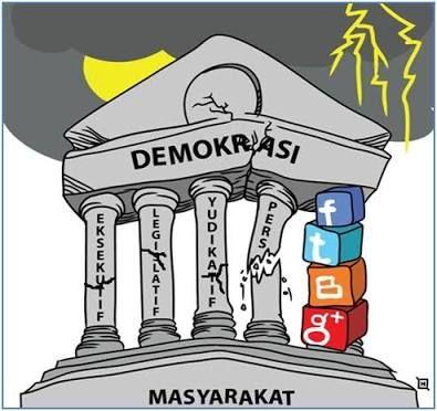 Mengapa Bisa Terjadi Stagnasi Demokrasi di Indonesia?