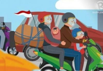 Hindari Macet, Kendaraan Roda Dua Solusinya; Shell V-Power