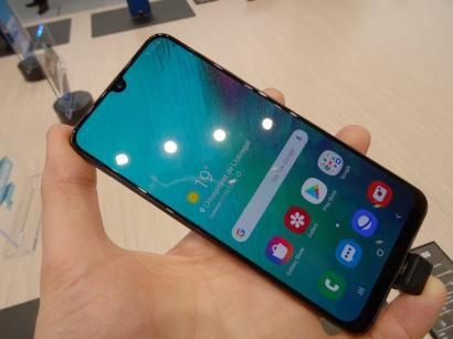 Samsung Galaxy A50, Handphone Midrange Serba Guna