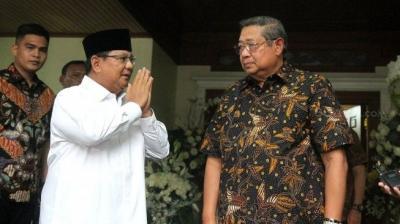 """Mungkinkah Prabowo """"Slips of the Tongue"""" atau """"Jet Lag"""" di Cikeas"""