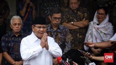 Harapan Palsu Pertemuan Jokowi-Prabowo