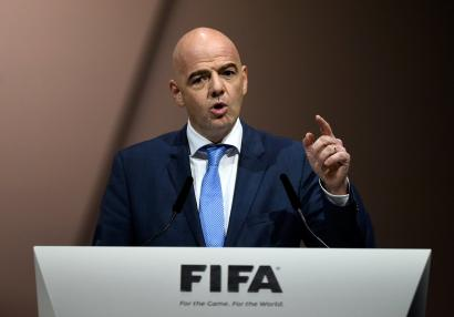Gianni Infantino, Presiden FIFA yang Terpilih Lagi