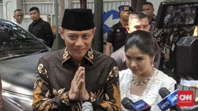 Silaturahmi Penuh Kehangatan antara AHY dan Megawati
