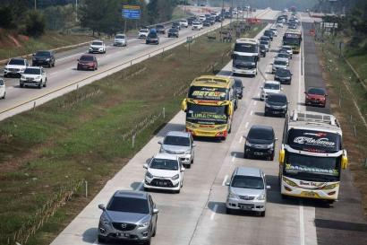 Mudik Lebaran, Uji Infrastruktur, dan Angka Kecelakaan Menurun