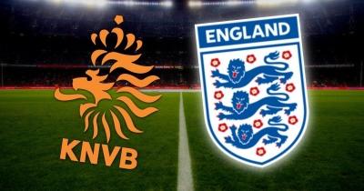 "Belanda Vs Inggris, Duel Dua Tim ""On Fire"""