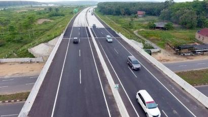 Kelancaran Arus Mudik dan Manfaat Jangka Panjang Infrastruktur Jalan