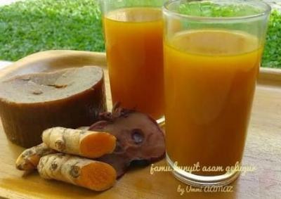 Minuman Sehat dan Segar di Hari yang Fitri