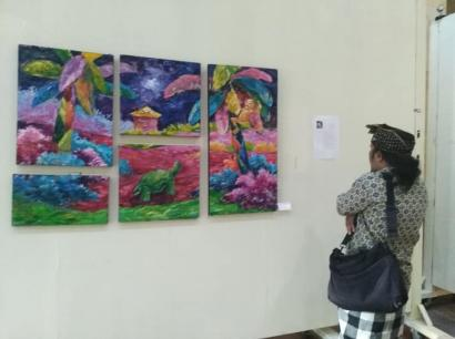 "Pameran Perupa, Wanita, Kartini, ""Myth and Women"""