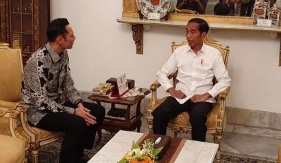 Restu BPN untuk AHY Menjadi Menteri Jokowi