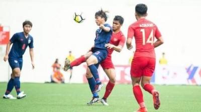 Merlion Cup 2019, Indonesia Cukur Habis Filipina