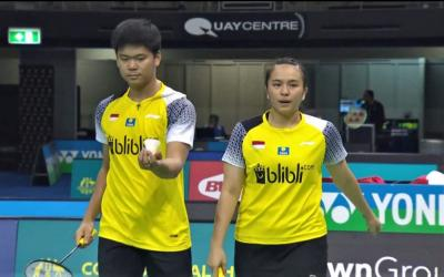 Indonesia Memastikan Raih Gelar di Australian Open 2019