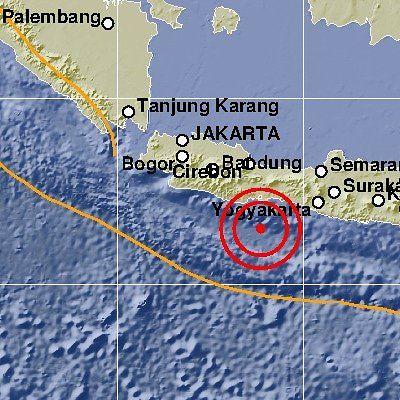 Gempa Cilacap Terasa Sampai Ke Jogja Sore Ini Pukul 16.33 WIB, Ini Info dari BMKG