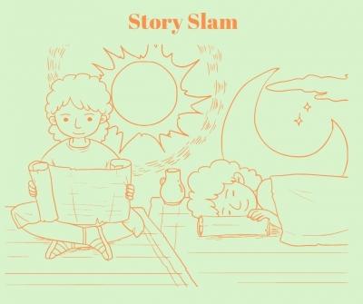 Story Slam sebagai Khazanah Baru Berliterasi