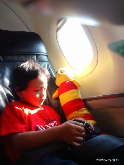 Catatan Mudik ke Medan: Mahalnya Tiket Pesawat (1)