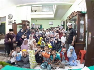 Silaturahim Bersama si Kecil pada Lebaran 1440 Hijriah