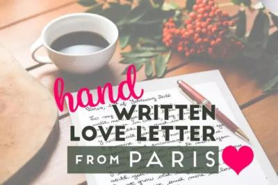 Sepucuk Surat dari Paris