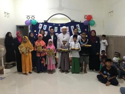 KKN UM 2019: Festival Ramadhan, Semarak Ramadhan Penuh Ceria bersama Masyarakat Desa Seboro