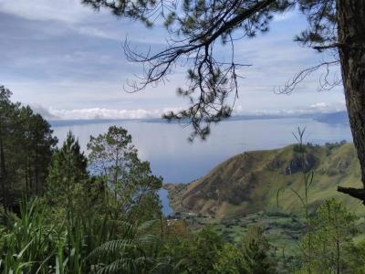 Catatan di Taman Simalem: Memukaunya Danau Toba dan Ekowisata (3)