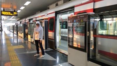 Menjajal Uji Coba Publik LRT Jakarta, Apa yang Diketahui?