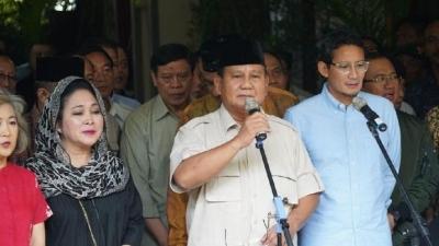 Prabowo Tuntut Pemilu Ulang Jika Batal Jadi RI-1, Yakin?