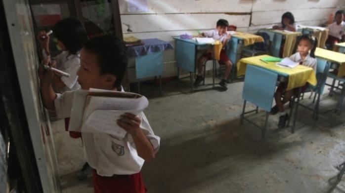 Memangnya Ada Sekolah Swasta Bermutu dengan Tarif Murah di Kawasan Kumuh?